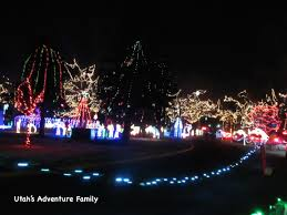 drive by christmas lights layton lights in the park utah s adventure family
