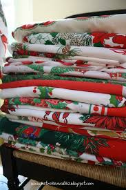 Christmas Table Cloths by Can U0027t Find Substitution For Tag Blog Retro Revival U003eretro Revival