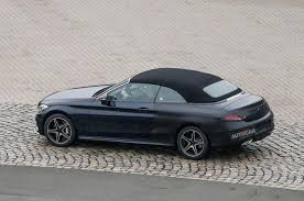 mercedes c class for sale uk 2016 mercedes c class cabriolet previewed ahead of geneva
