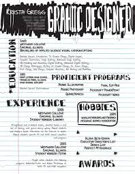 Sample Of Creative Resume by 17 Best Super Cool Resumes Images On Pinterest Creative Resume