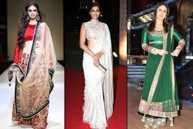 6 must steal cocktail party looks for stylish indian brides