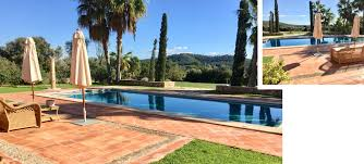 Villa Haus Kaufen Finca Anwesen Llucmajor Imposantes Naturstein Landhaus