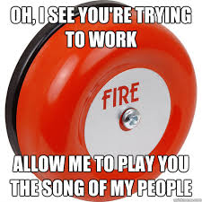 Spider Fire Alarm Meme - funny for fire alarm funny images www funnyton com