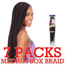 lace front box braids in memphis amazon com freetress braid box braid medium 1b beauty