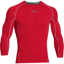 Under Armour Kids Clothes Under Armour Heatgear Armour Mens Long Sleeve Compression Shirt