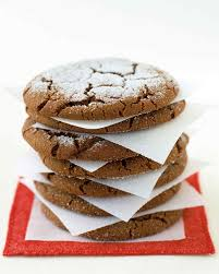 holiday ginger molasses and spice cookie recipes martha stewart