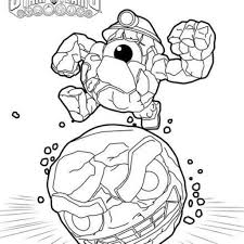 skylanders coloring pages to print with regard to really encourage