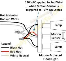 pir security light wiring diagram pir wiring diagrams collection