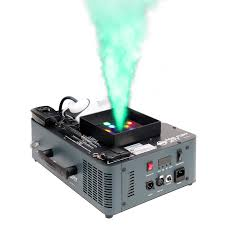 halloween smoke machine american dj fog fury jett vertical led fog smoke pyro geyser