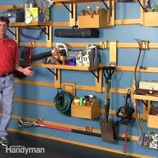 How To Build Garage Storage Lift by How To Apply Epoxy Flooring To Your Garage U2014 The Family Handyman