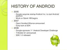 android operating system android operating system by udayan thakurdesai