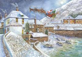 port isaac rnli christmas cards on sale now news north
