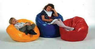 bean bag chairs for bigger kids or smaller bean bag chair