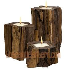Large Candle Holders For Fireplace by 17 Best Images About Rustic Candles On Pinterest Candle Holders