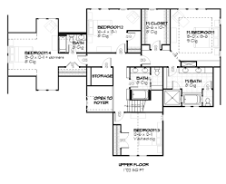 Tudor House Plans With Photos by Tudor Style House Plan 4 Beds 3 50 Baths 3238 Sq Ft Plan 901 13