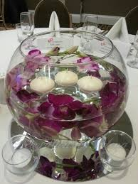 Floating Candle Centerpiece Ideas Dining Room Best 25 Bowl Centerpieces Ideas On Pinterest Fish