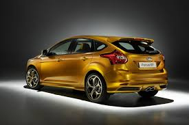 2013 ford focus st u s pricing leaked starts from 23 700