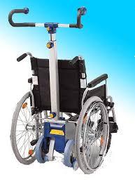 sedie per disabili per scendere scale saliscale a ruote con carrozzina s max ausili per disabili e