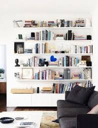 Styling Bookcases Custom Shelving Custom Shelving Shelving And Book Wall
