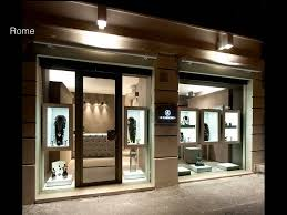 arredo gioiellerie dentro le mura progettazione arredamento gioiellerie
