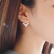 top earing compare prices on top and bottom earring online shopping buy low