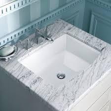 unique undermount bathroom sinks big home depot undermount bathroom sink 119 kohler archer in white k