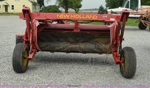 new holland 411 discbine mower item g3680 sold june 24