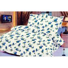 pure cotton bed sheet set bs26