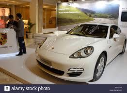 porsche india a porsche sports car on display with a sale at the dlf emporio