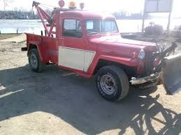 jeep willys truck lifted 1957 truck and 1962 tow truck antioch il ebay ewillys