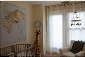 Ikea Nursery Curtains by Ikea Premiar World Map Canvas Wall Art Print And Frame Huge