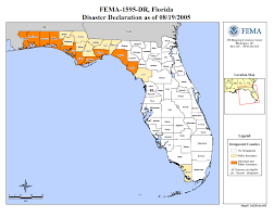 Map Of Beaches In Florida by Florida Hurricane Dennis Dr 1595 Fema Gov