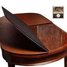 custom dining table pads amazon com table pads for dining room table custom made dining