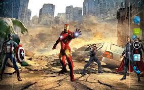 download superhero live wallpaper gallery