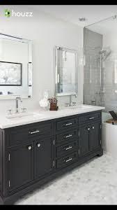 bathrooms with black vanities incridible dark gray bathroom about double sink bathroom vanity