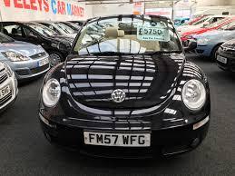 used volkswagen beetle luna 2008 cars for sale motors co uk
