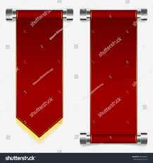 types of red colors 2 types red luxury retro scroll stock vector 262643825 shutterstock