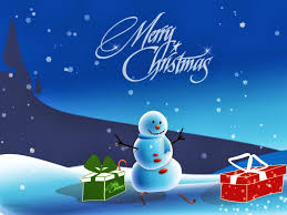 merry 2015 and new year 2016 greeting cards animation for