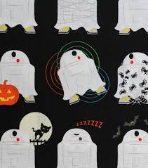 halloween cotton fabric 44 u0027 u0027 star wars u0026 halloween on black joann