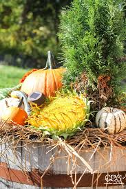 Outdoor Fall Decorations by 144 Best Outdoor Fall Decor Images On Pinterest Autumn Fall