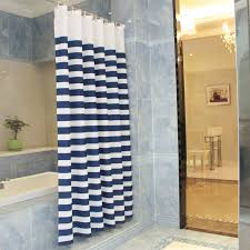 Navy And White Striped Shower Curtain Navy Stripe Shower Curtain Part 20 Striped Shower Curtains