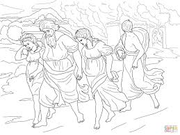 abraham and isaac coloring page abraham coloring pages free coloring pages