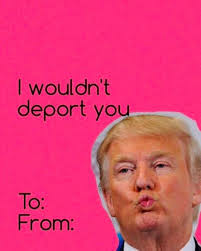 Valentines Cards Meme - trump valentine blank template imgflip