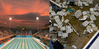 Rio Olympic Venues Now What Old Olympics Venues Look Like Today Abandoned Olympic Venues