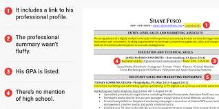 good resume exles for recent college graduates how to write a good drosophila lab report studybay resume