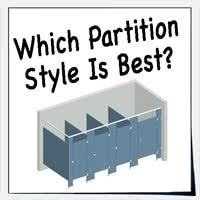 How To Install Bathroom Partitions Bathroom Dividers In Various Materials Free Shipping