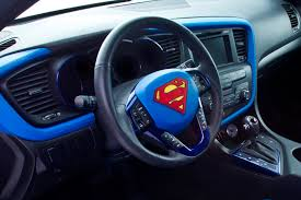 superman jeep superman themed kia optima is grounded autotribute