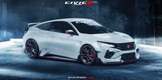 would you buy america u0027s civic type r coupe if it looked like this