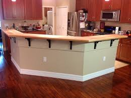 kitchen island with bar top kitchen island bar top traditional kitchen ta by master