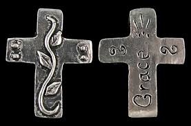 pocket crosses pocket cross grace inspiration coin 5618 1 95